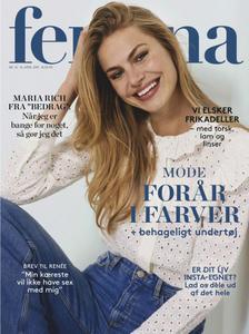 Femina Denmark – 16. April 2019