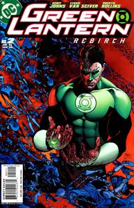 02 Green Lantern Rebirth 02-Enemies Within