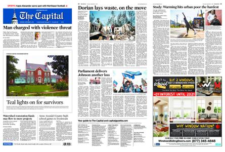 The Capital – September 05, 2019