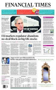 Financial Times UK – May 30, 2019