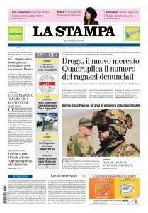 La Stampa Imperia e Sanremo - 26 Giugno 2018