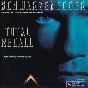 Jerry Goldsmith - Total Recall: Original Motion Picture Soundtrack (1990)