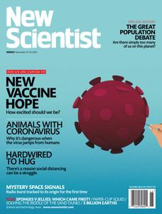 New Scientist - November 14, 2020
