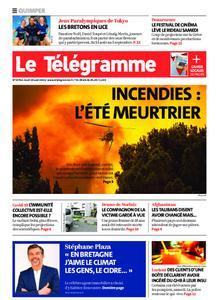 Le Télégramme Quimper – 19 août 2021