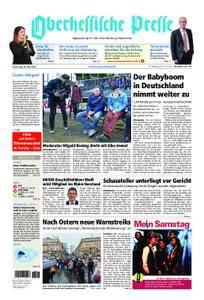 Oberhessische Presse Marburg/Ostkreis - 29. März 2018