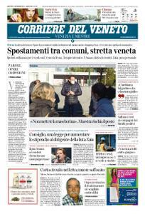 Corriere del Veneto Venezia e Mestre – 15 dicembre 2020