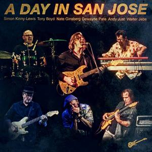Simon Kinny-Lewis - A Day In San Jose (2019)