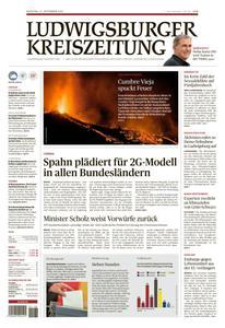 Ludwigsburger Kreiszeitung LKZ - 21 September 2021
