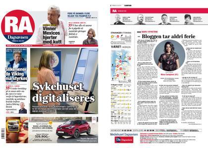 Rogalands Avis – 23. juli 2019