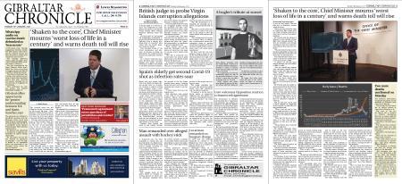 Gibraltar Chronicle – 19 January 2021