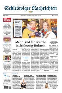 Schleswiger Nachrichten - 26. November 2019