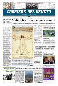 Corriere del Veneto Padova e Rovigo – 17 ottobre 2019