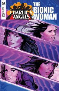 Charlies Angels vs the Bionic Woman 003 2019 2 covers digital Son of Ultron
