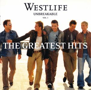 Westlife - Unbreakable: The Greatest Hits, Vol. 1 (2002) (Repost)