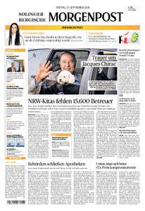 Solinger Morgenpost – 27. September 2019