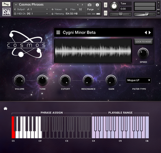 Impact Soundworks Cosmos KONTAKT