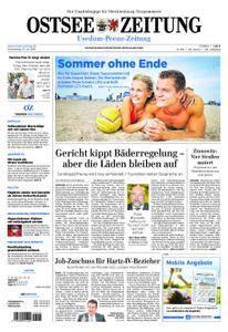 Ostsee Zeitung Wolgast - 19. Juli 2018