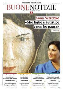 Corriere della Sera Buone Notizie - 9 Gennaio 2018