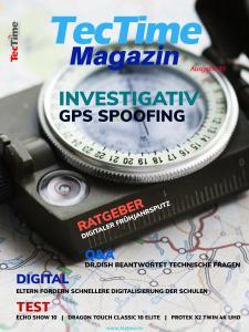 TecTime Magazin - Nr.30 2021