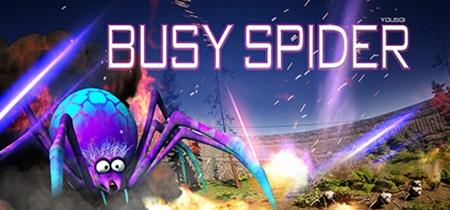 busy spider (2019)