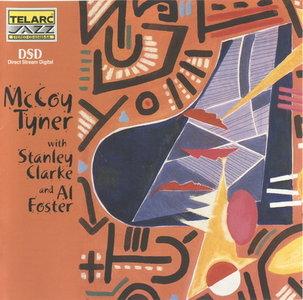 McCoy Tyner, Stanley Clarke, Al Foster - McCoy Tyner with Stanley Clarke and Al Foster (2000) PS3 ISO + Hi-Res FLAC