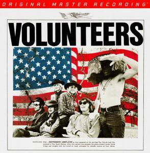 Jefferson Airplane - Volunteers (1969) {2016, Special Limited Edition, MFSL UDSACD 2176}