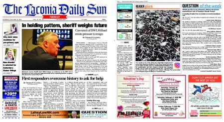 The Laconia Daily Sun – January 28, 2020