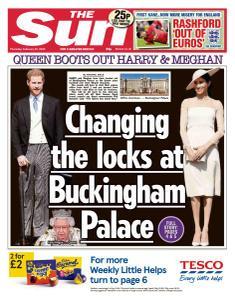 The Sun UK - 20 February 2020