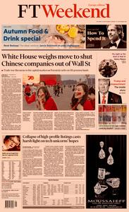 Financial Times Europe – 28 September 2019