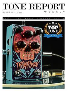 Tone Report Weekly - Issue 170, March 10 2017
