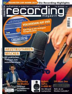 Recording Magazin - April-Mai 2021