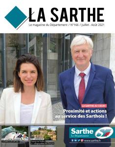 La Sarthe - Juillet-Août 2021