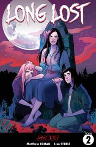 Scout Comics-Long Lost Book Two Vol 02 2021 Hybrid Comic eBook