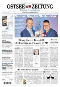 Ostsee Zeitung Wolgast - 10. November 2017