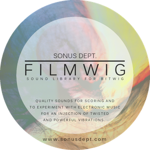 SonusDept FILMWIG For BitWiG STUDiO