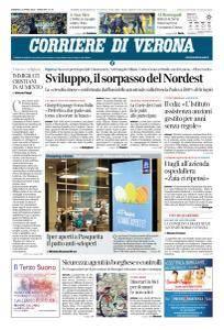 Corriere di Verona - 1 Aprile 2018