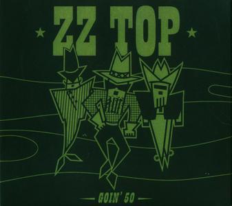 ZZ Top - Goin' 50 (2019) {3CD Box Set}