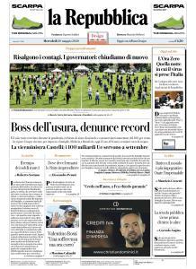 La Repubblica - 20 Maggio 2020
