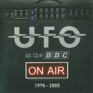UFO - On Air. At The BBC. 1974-1985 (2013) [5CD + DVD] Re-up