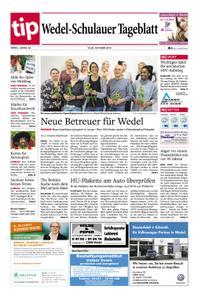 Wedel-Schulauer Tageblatt - 20. Oktober 2019