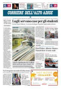 Corriere dell'Alto Adige - 10 Agosto 2018