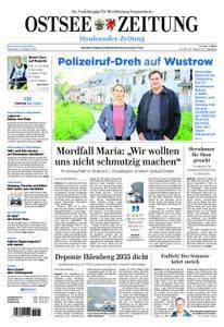 Ostsee Zeitung Stralsund - 21. August 2019