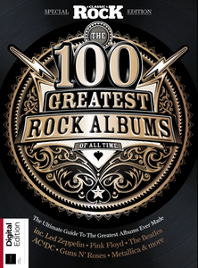 100 Greatest Rock Albums (3rd Edition)