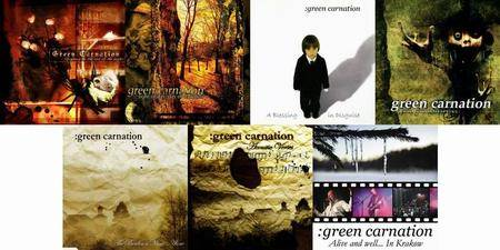 Green Carnation - Discography [7 Albums] (2000-2009)