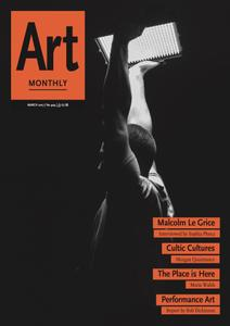 Art Monthly - March 2017   No 404