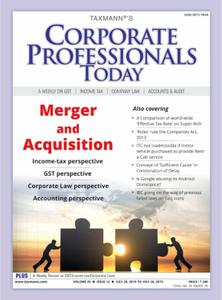 Corporate Professional Today - July 20, 2019