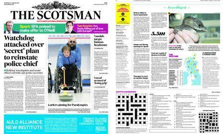 The Scotsman – January 11, 2018