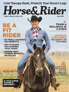 Horse & Rider USA - June 2018