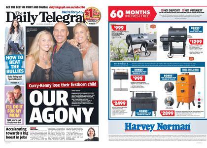 The Daily Telegraph (Sydney) – September 15, 2020