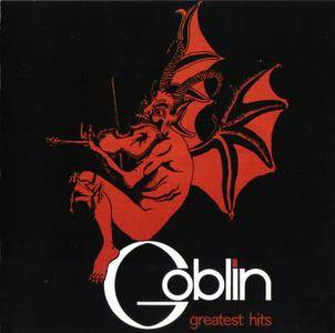 Goblin - Greatest Hits (1978) [Cinevox CDOR 8305, Italy]